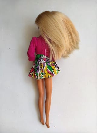 Barbie mattel antigua