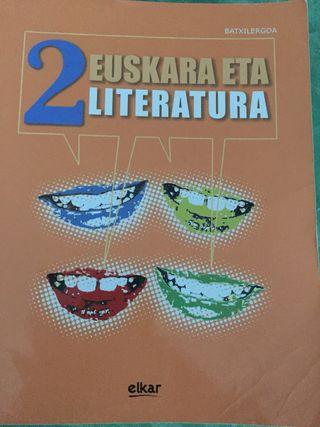 2 Euskara eta Literarura. Elkar