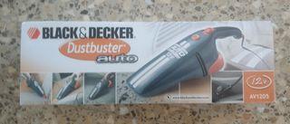 Aspirador de coche Black&Decker 12v