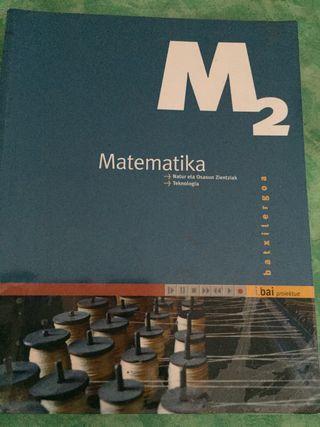 Matematika M2 Ibaizabal