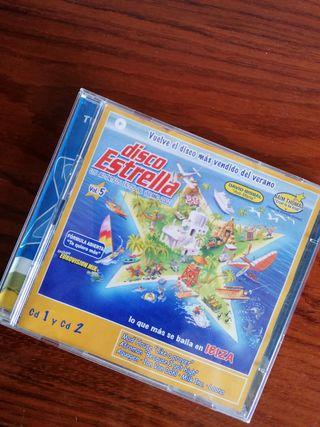CD Disco Estrella