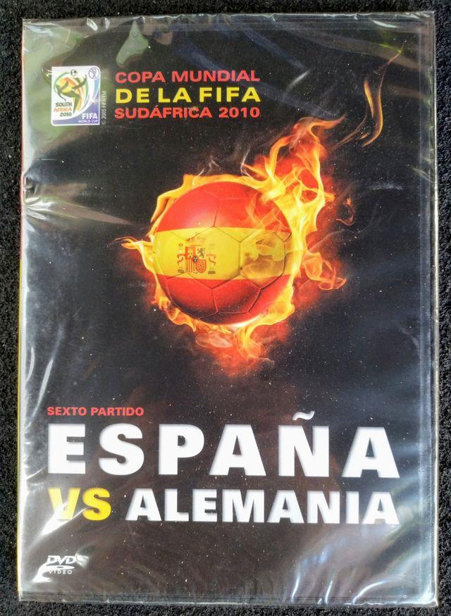 España-Alemania, semifinal Copa Mundo 2010