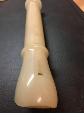 Flauta de marmolina