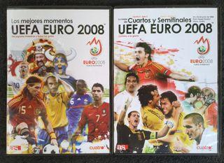 Eurocopa 2008 - Mejores momentos (2 DVD)