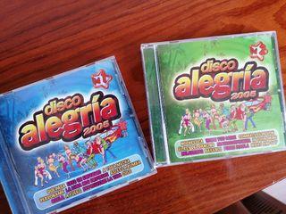 CD'S Disco Alegria