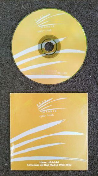Himno del Centenario del Real Madrid (1 CD - 2002)