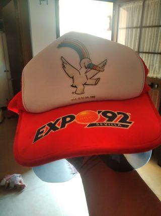 gorra Expo 92