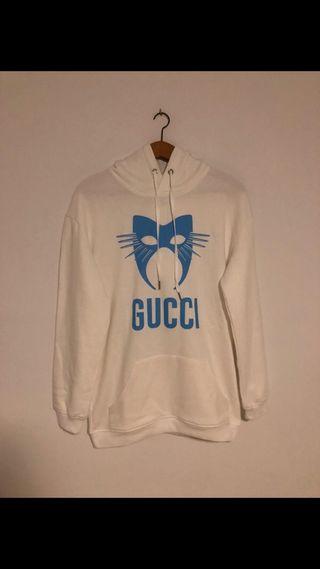 Hoodie Gucci Manifesto. PRECIO ACTUAL 775€!!