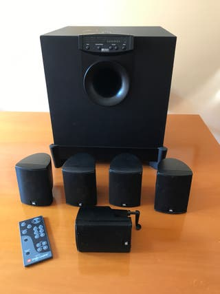 Equipo de sonido home cinema JBL