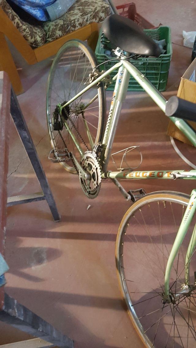 Bicicleta Peugeot Tube Especial 103