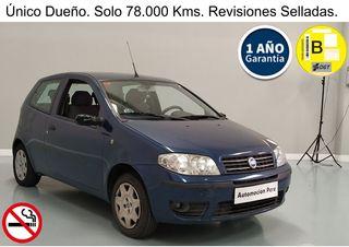 Fiat Punto 1.2i Dynamic Pocos kms. 1 Dueño.
