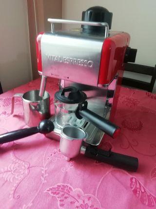cafetera vital espresso