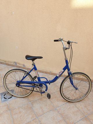 Bicicleta plegable Emporium
