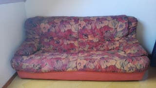 OCASION URGE Sofá de 2 mts. de largo.