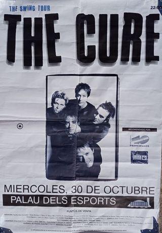 Cartel original the Cure