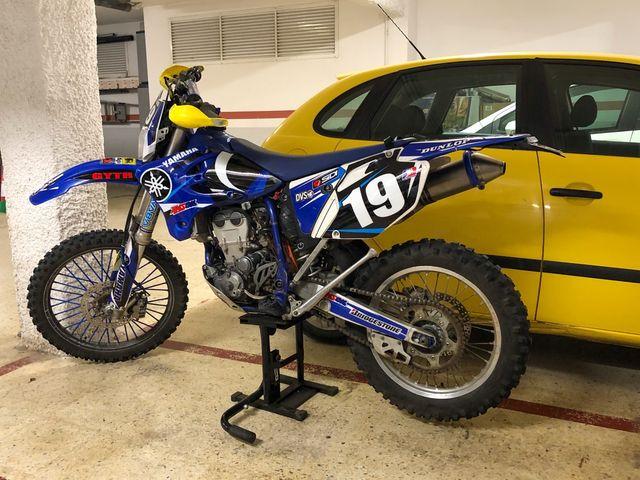 WR-450F (4T) - Yamaha Motos