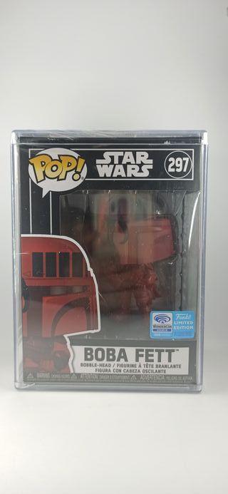 Funko pop Boba Fett.
