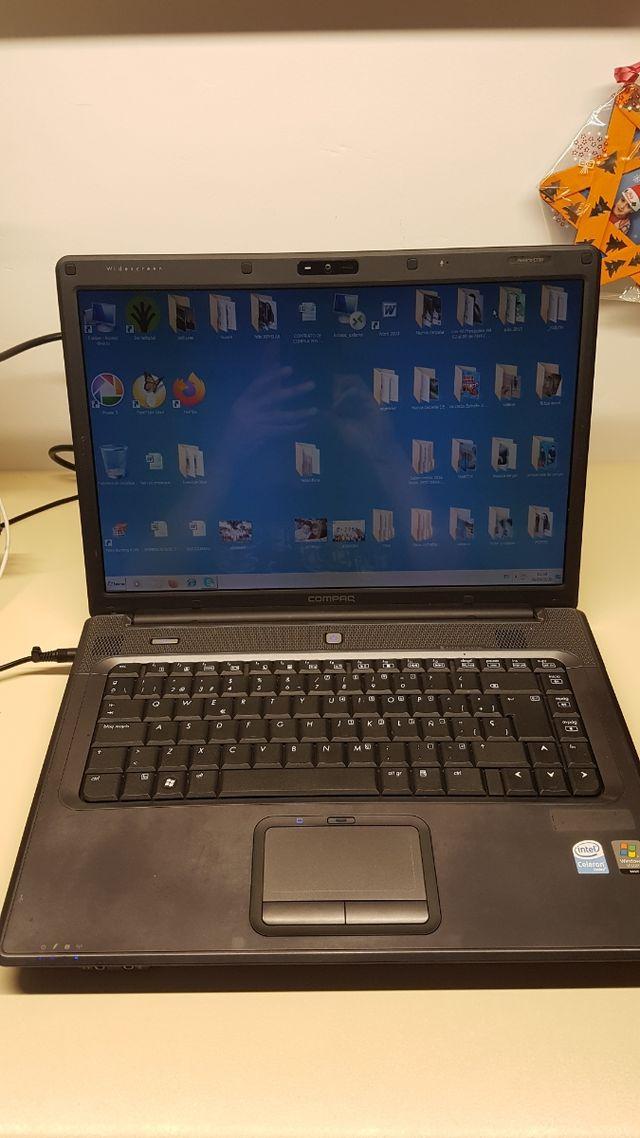 """ORDENADOR HP COMPAC PRESARIO c700 15,6"""""""