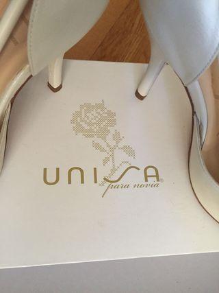 Zapatos novia talla 36