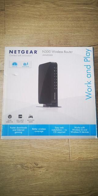 Punto de acceso Router Netgear N300 JWNR2000