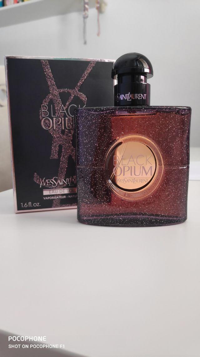 Opium Black de Yvessaintlaurent