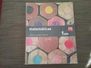 MATEMÁTICAS 1 ESO SM