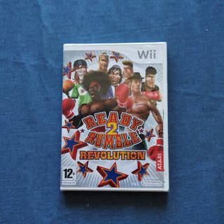 Ready Rumble 2 Revolution. Nintendo Wii
