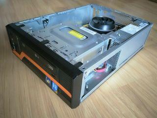 ordenador i7 2600 4 GB ddr3 ssd HD con caja