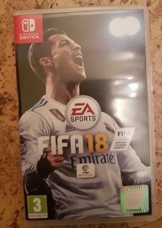 FIFA 2018 para Nintendo Switch