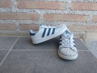 zapatillas Adidas Superstar bebe