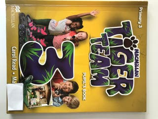 Tiguer Team 3 Pupil's Book MacMillan