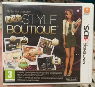 New Style Boutique- Nintendo 3DS