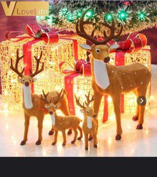 Venta de artículos de navidad