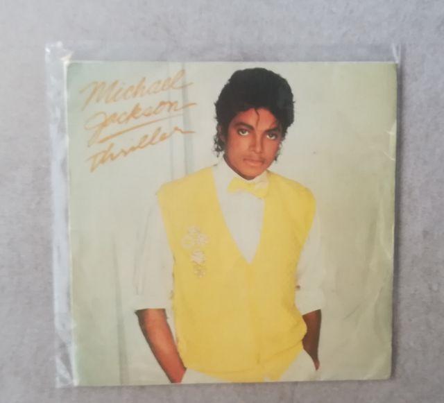 Disco de vinilo Michael Jackson