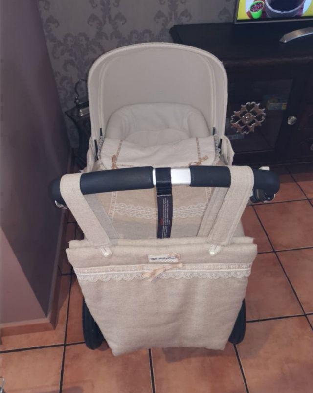 Carro de bebé Bugaboo Cameleon 3