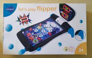Pinball electrónico de mesa ( Flipper )