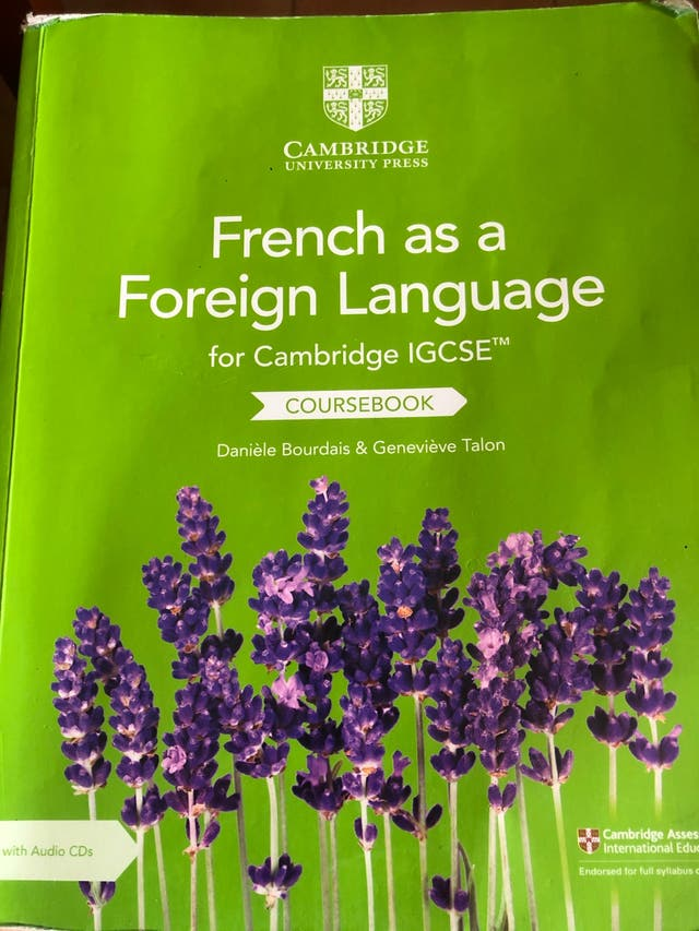 French as Foreign Language