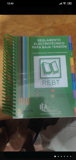 Instalaciones electricas y reglamento baja tension