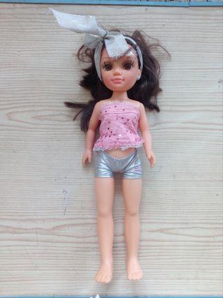 Muñeca Nancy - Famosa - Lote 2