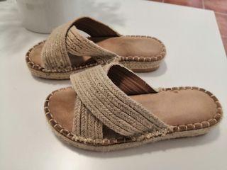 sandalias, zapatos