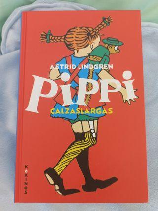Libro Pippi Calzaslargas