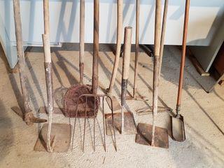 legones,herramientas antiguas