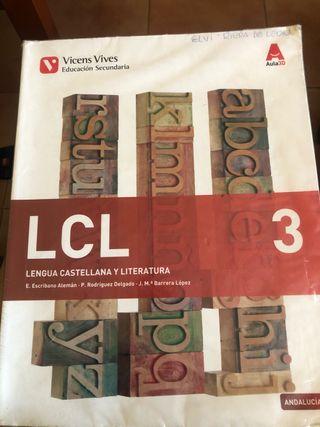 Lengua Castellana y literatura 3 ero ESO