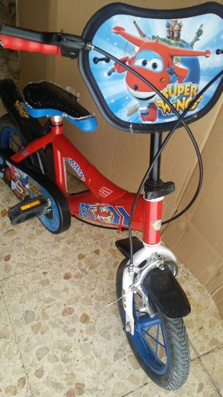 bici 12 pulgadas