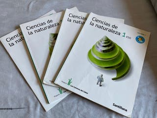 Libro Ciencias de la Naturaleza 1 de la ESO
