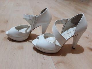 Zapatos de novia T.35
