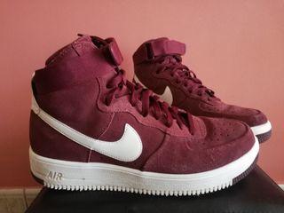 air force 1 rojo vino