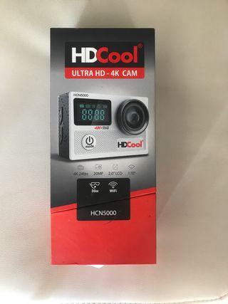 Cámara HDCool 4K