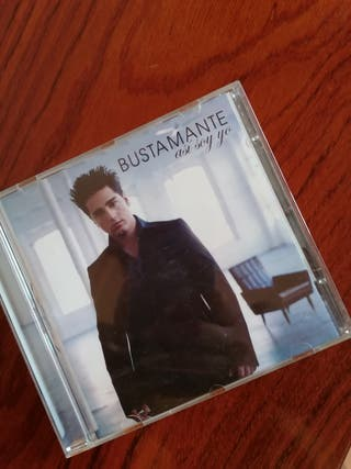 "CD Bustamante ""Así soy yo"""