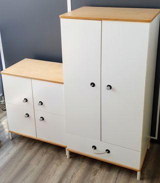 Armarios infantil Ikea